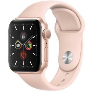 apple watch serie 5 alluminio oro ricondizionato