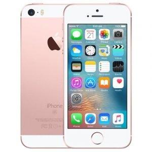 iphone SE 2016 ricondizionato oro rosa
